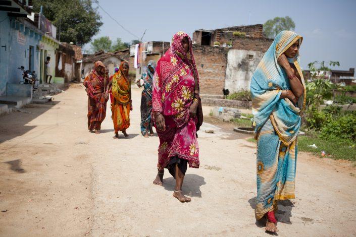 Colorful India, 5 colorful ladies